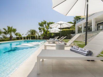 Villa Milano i Las Brisas av Coliz & Murphy