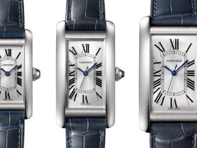 Cartier Americaine - lyxklockor och exklusiva klockor i Stockholm