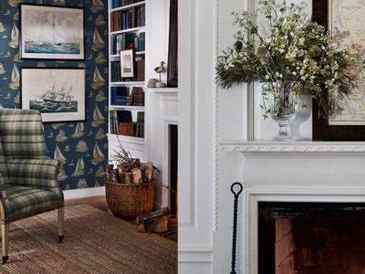 Ralph Lauren Home i Stockholm. Inredning och möbler i Stockholm.