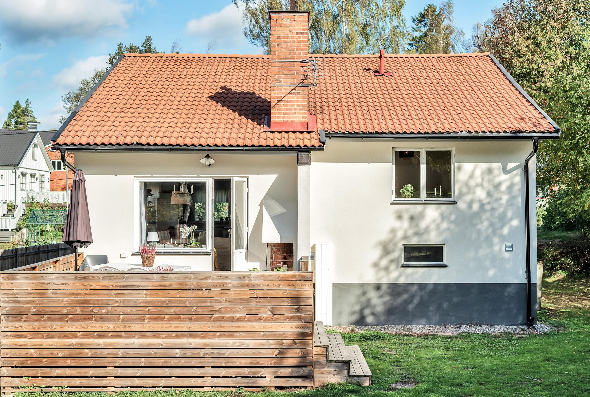Anna Ski Mäkleri - villa på Lidingö