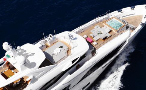 Mediterraneo 116′ från Benetti Yachts