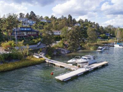 Skeppsholmen Sotheby's International Realty – när du letar villa i Österskär