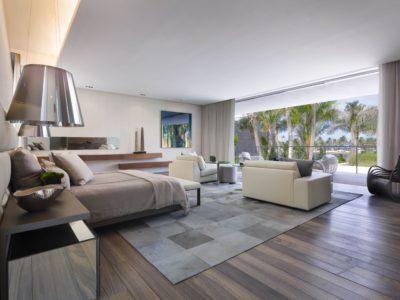 Pine Tree Residence i Florida av SAOTA