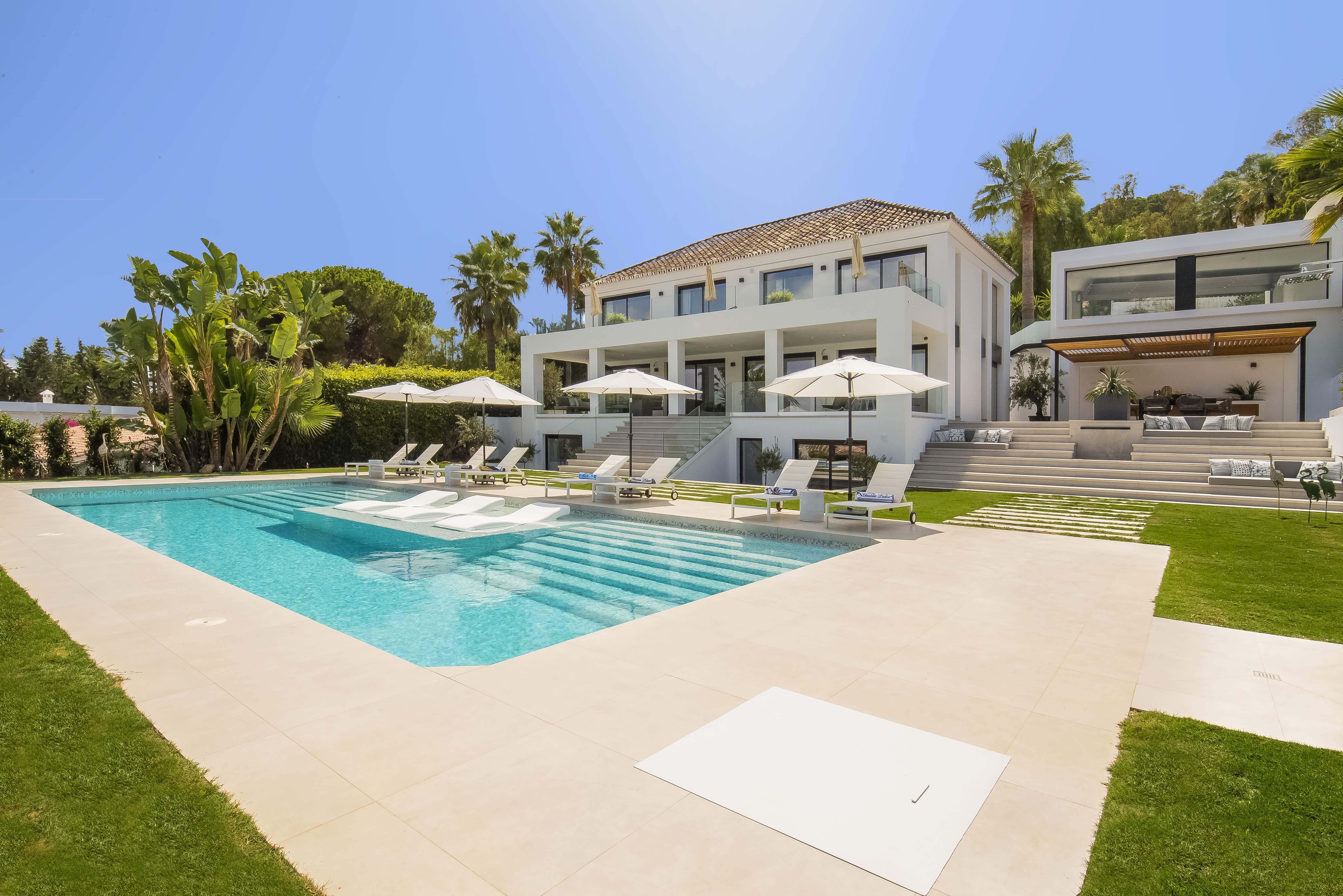 Villa Milano - Coliz & Murphy – villa i Spanien - hitta lyxigt boende och mäklare i Spanien.