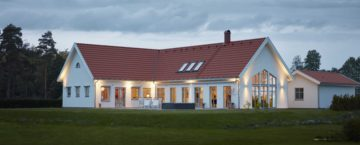 Villa Österlen i Växjö av Trivselhus