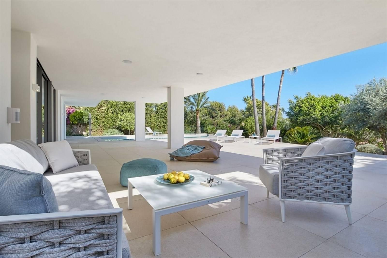 Casa Nova Santa Ponsa på Mallorca - Mallorca Sotheby's International Realty