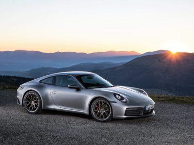 Nyhet: Porsche 911 - världspremiär för denna klassiska sportbil. Lyxbilar och sportbilar i Stockholm.