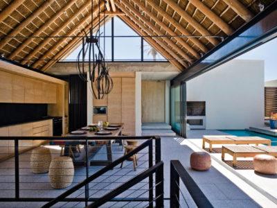 Silver Bay i Sydafrika av arkitekterna på SAOTA.