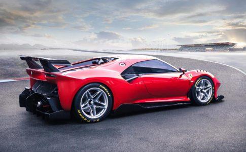Ferrari P80/C - a supercar