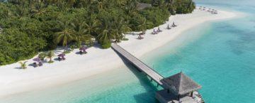Naladhu Private Island i Maldiverna