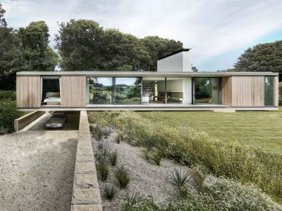 The Quest i engelska Swanage av Ström Architects