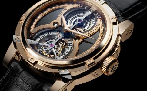 Louis Moinet Meteoris är en av världens mest exklusiva lyxklockor. Hitta lyxiga klockor via HOOM.