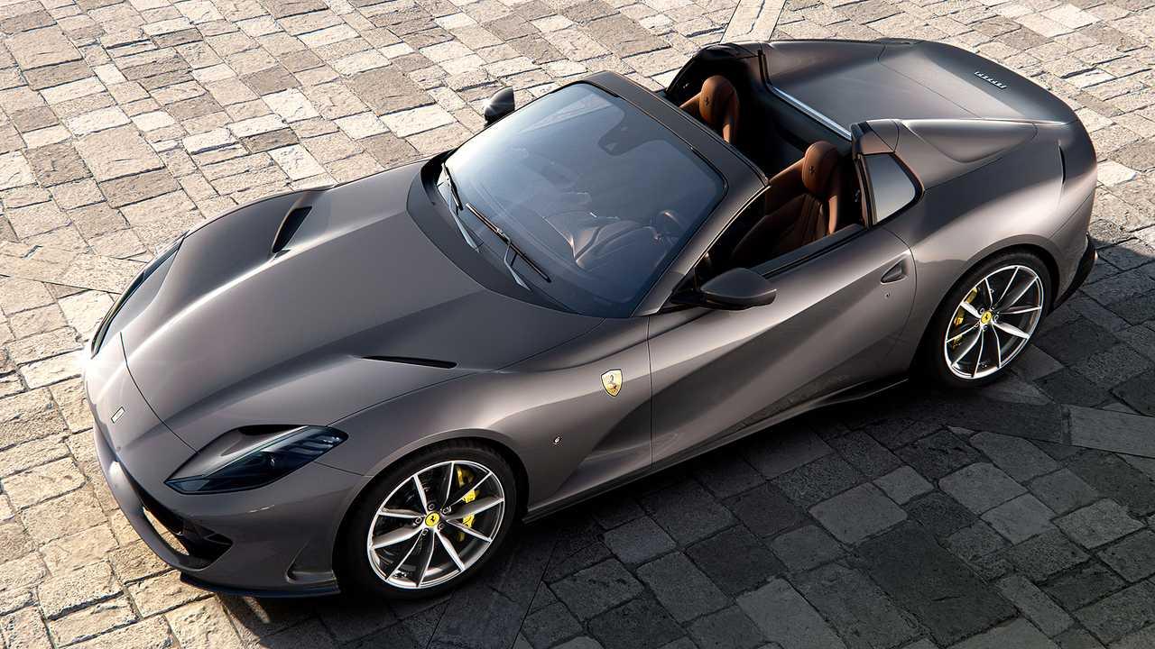 Ferrari 812 GTS - när du letar sportbilar och lyxbilar i Stockholm
