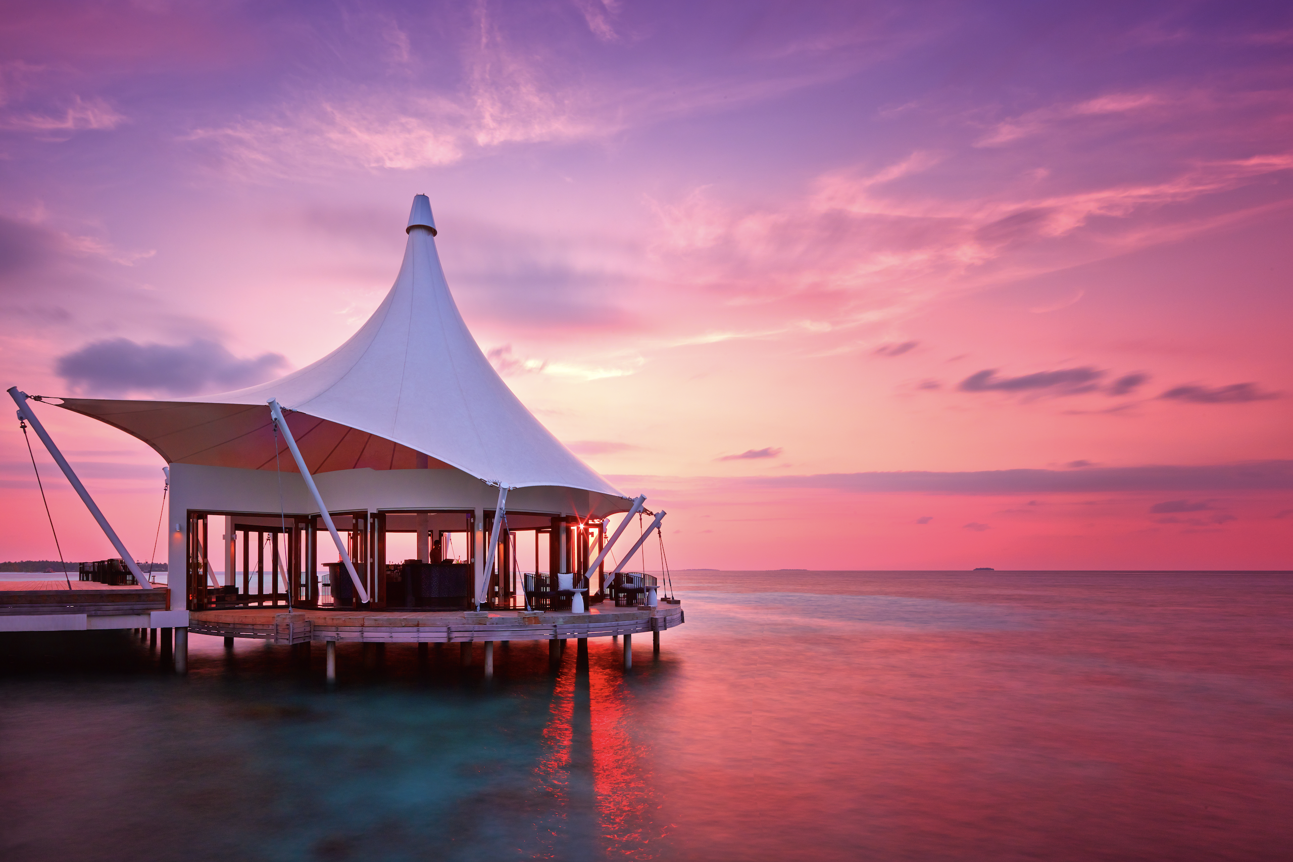 Niyama Private Islands i Maldiverna