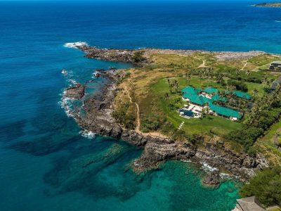 Villa Hawea Point på Maui - Sotheby