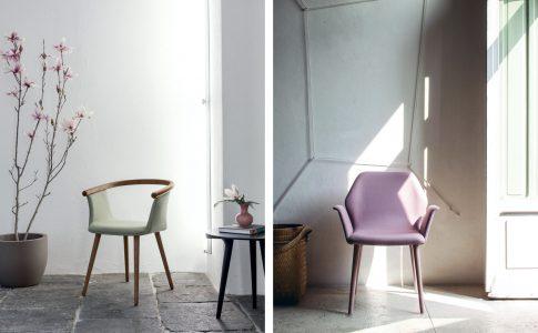 Stolarna Yuumi och Ava. Hitta möbler i Stockholm.