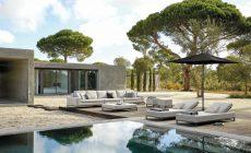 Vackra utemöbler från Manutti. Du hittar möbler terrassen, trädgården och poolen på vår sajt.