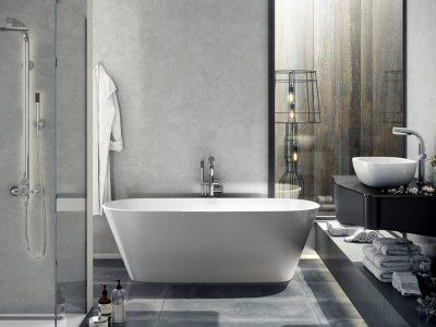 Vetralla och kommer från Victoria & Albert. Du hittar en hel del badrumsinspiration på hoom.se.