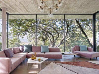 Eden Villa av OKHA och Antonio Zaninovic Architects