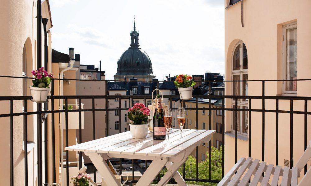 Stor våning på Östermalm - Linnégatan - Skeppsholmen Sotheby's Realty