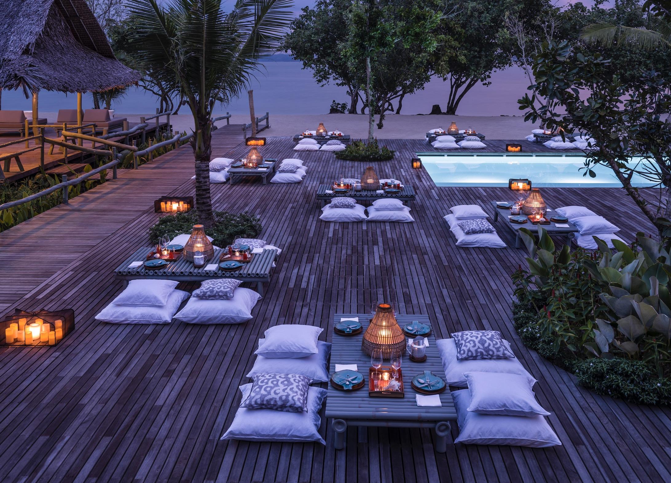 COMO Point Yamu på Phuket i Thailand. Du hittar alltid tropiska lyxhotell och exotiska resmål i våra guider.