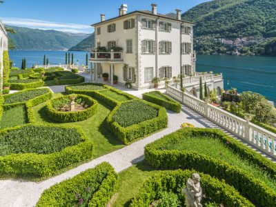 Exklusivt ställe vid Comosjön - Italy Sotheby's International Realty