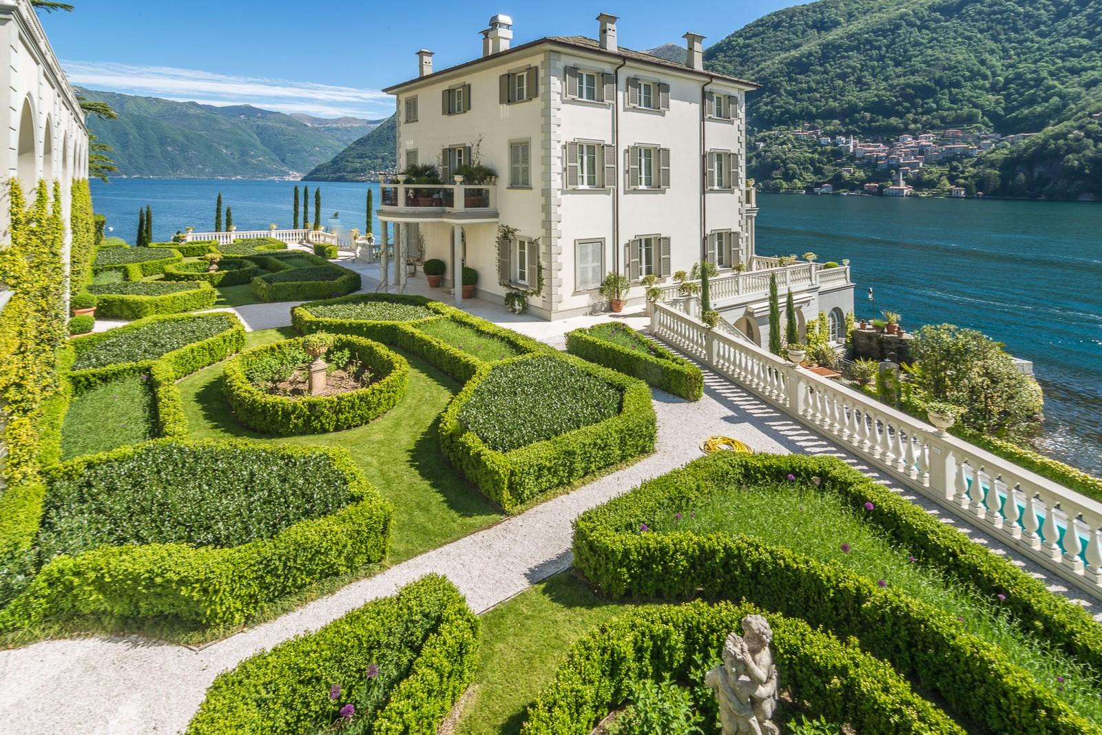 Exklusivt ställe vid Comosjön - Italy Sotheby