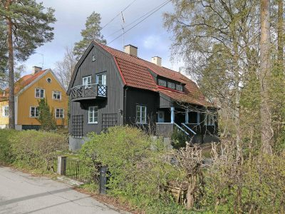 Fjelkners Fastighetsmäkleri i Bromma.