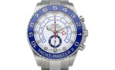 Rolex Yacht-Master II Vit/Stål Ø44 mm ref. 116680-0002
