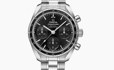Omega Speedmaster Chronograph. Du hittar andra lyxklockor och exklusiva klockor på vår sajt.