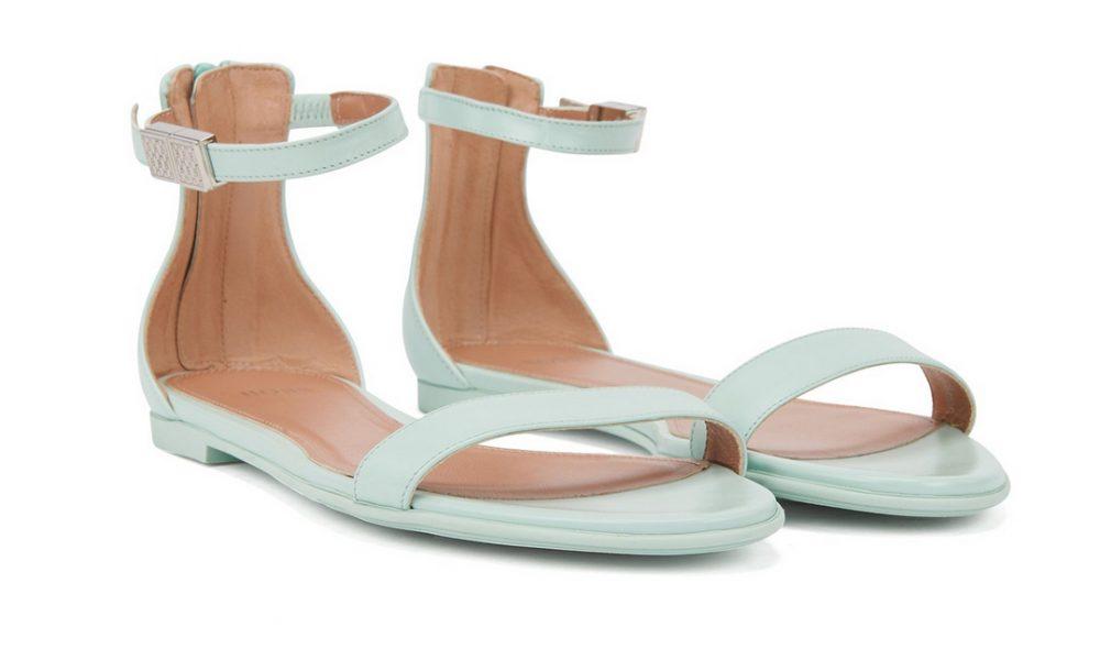 Sandaler från Hugo Boss. Exklusiva skor från Hugo Boss.