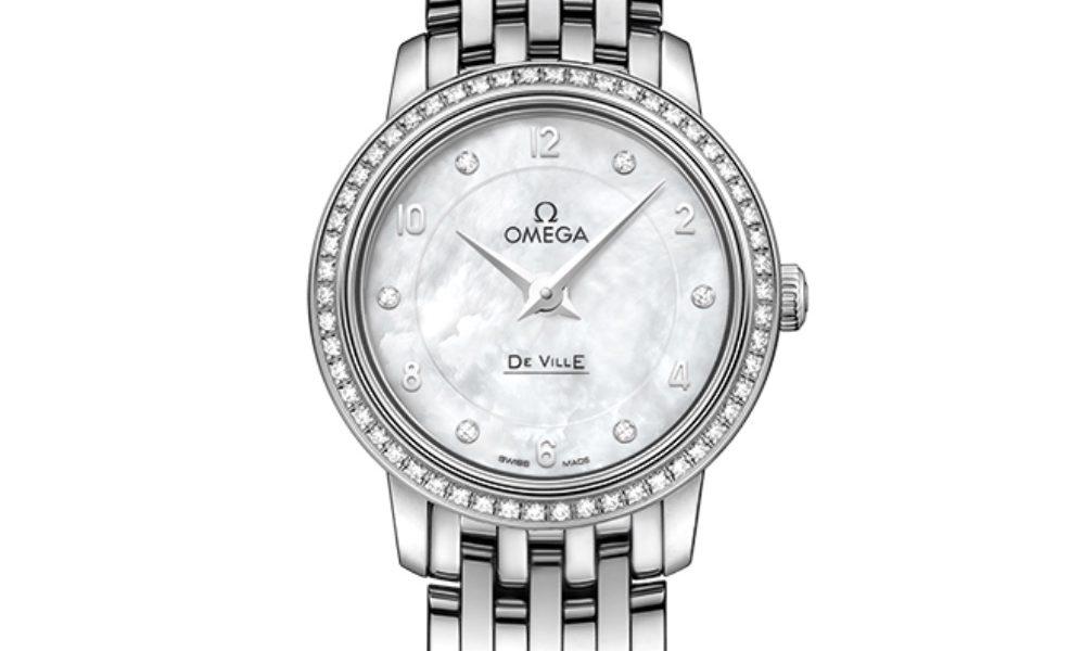 Omega De Ville Prestige. Exklusiva klockor och lyxklockor i vår guide.