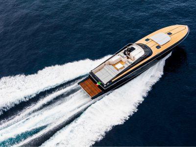 Itama 62. Exklusiva motorbåtar och yachts.