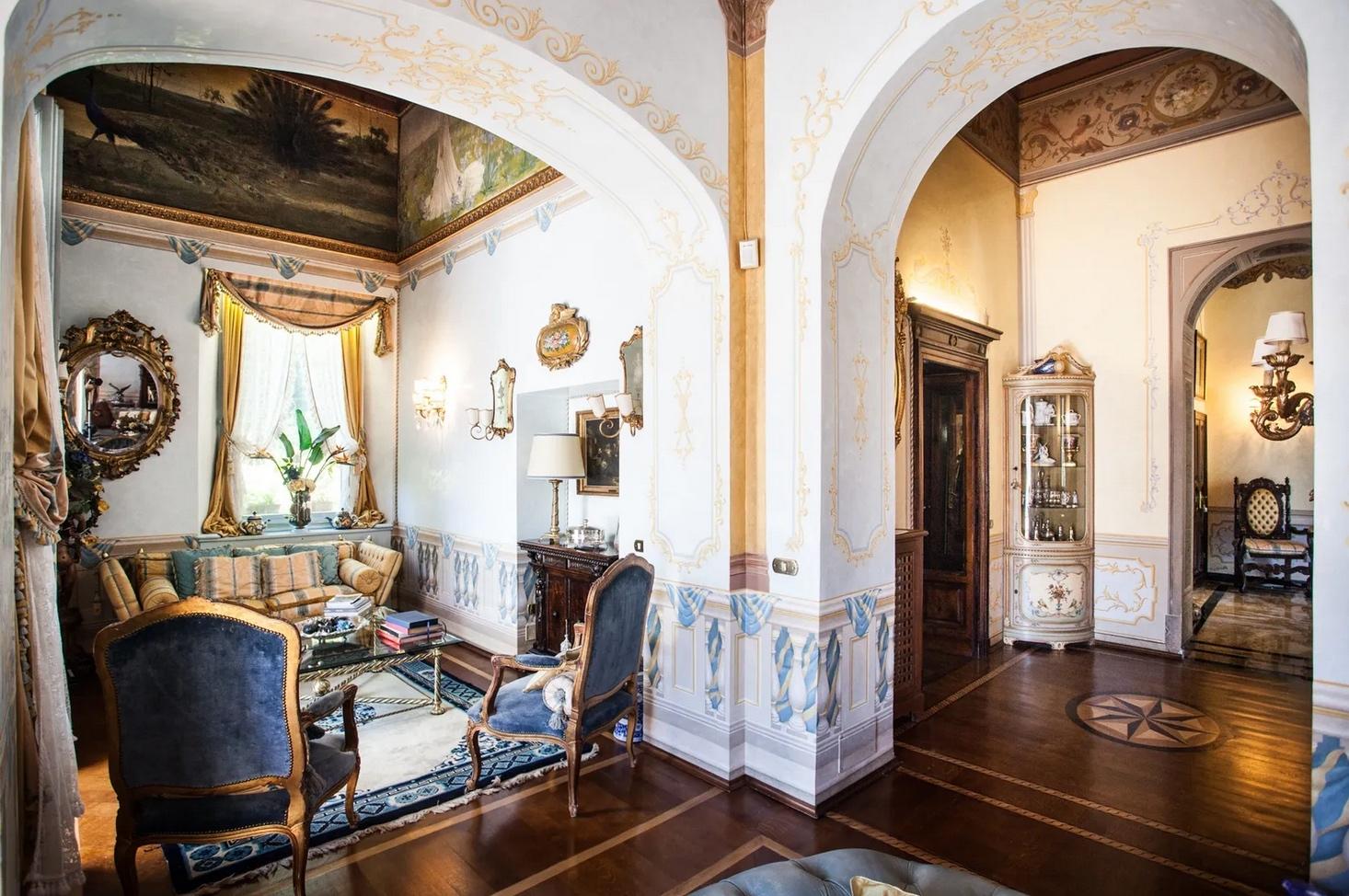 Sotheby's International Realty när du söker exklusiva och lyxiga hem i Italien.