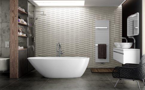 Mozzano från Victoria & Albert - när man vill skapa exklusiva badrum. Fristående badkar ger en lyxig känsla. Inspirerande badrum i denna guide.