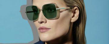 Exklusiva solglasögon dam från Boss