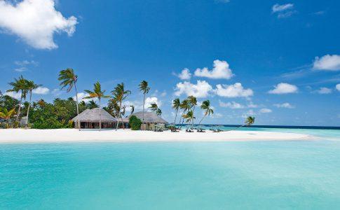 Constance Halaveli Maldiverna - exklusiva resor till exotiska platser.