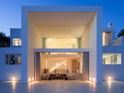 Exklusiva hem på Ibiza och exklusiva hem i Spanien.