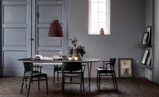 Caravaggio och andra exklusiva möbler för vardagsrummet.