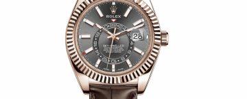 Rolex Sky-Dweller - när du letar efter exklusiva klockor och lyxklockor