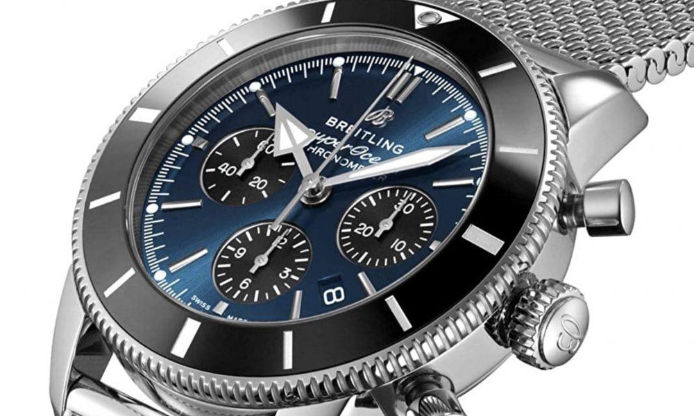 Breitling Superocean Heritage Chronograph. Vi visar exklusiva klockor och lyxklockor. Stor guide!