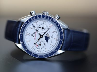 Omega Speedmaster Moonwatch. Vi visar xklusiva klockor och lyxklockor.