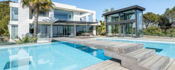 Villa Chameleon på Mallorca. När du letar efter exklusiva villor och lyxigt boende i Spanien.