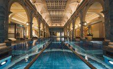 Grand Resort Bad Ragaz. Exklusiva spa och hotell i Europa.