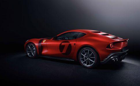 Ferrari Omologata - exklusiva bilar, lyxbilar och exklusiva sportbilar.