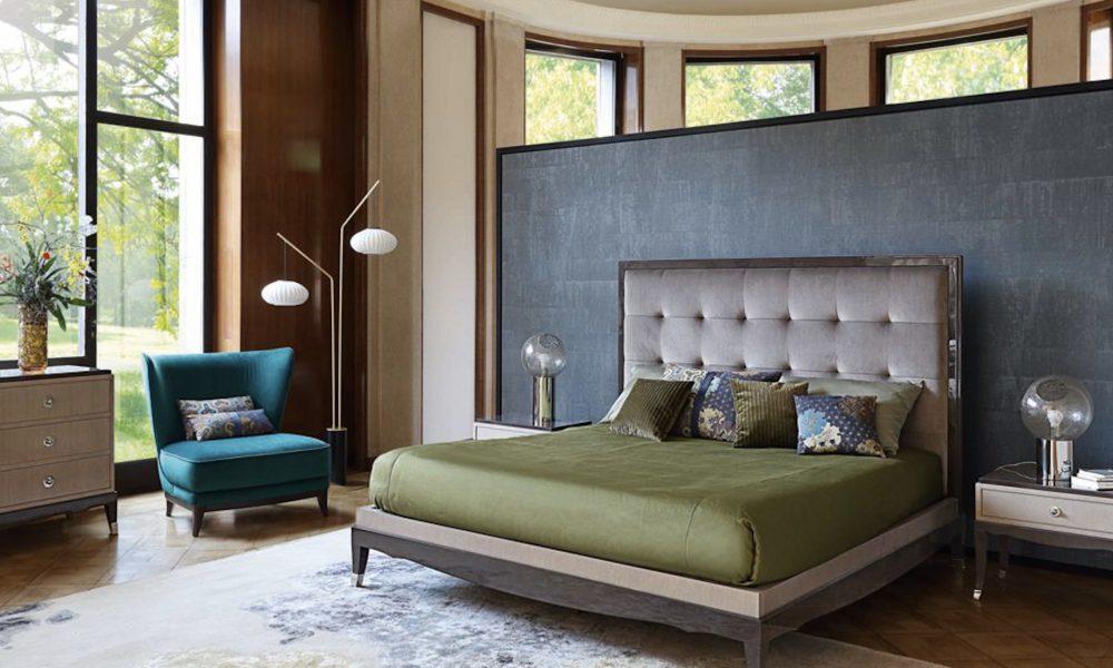 Exklusiva Grand Hotel. Sängar som kan skapa lyxiga och exklusiva sovrum.