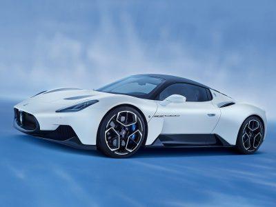 Nya Maserati MC20. Exklusiva bilar och lyxbilar samt supersportbilar i vår guide.