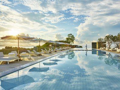 Como Point Yamu Phuket - exklusiva resor till Thailand. Exklusiva hotell och resort.