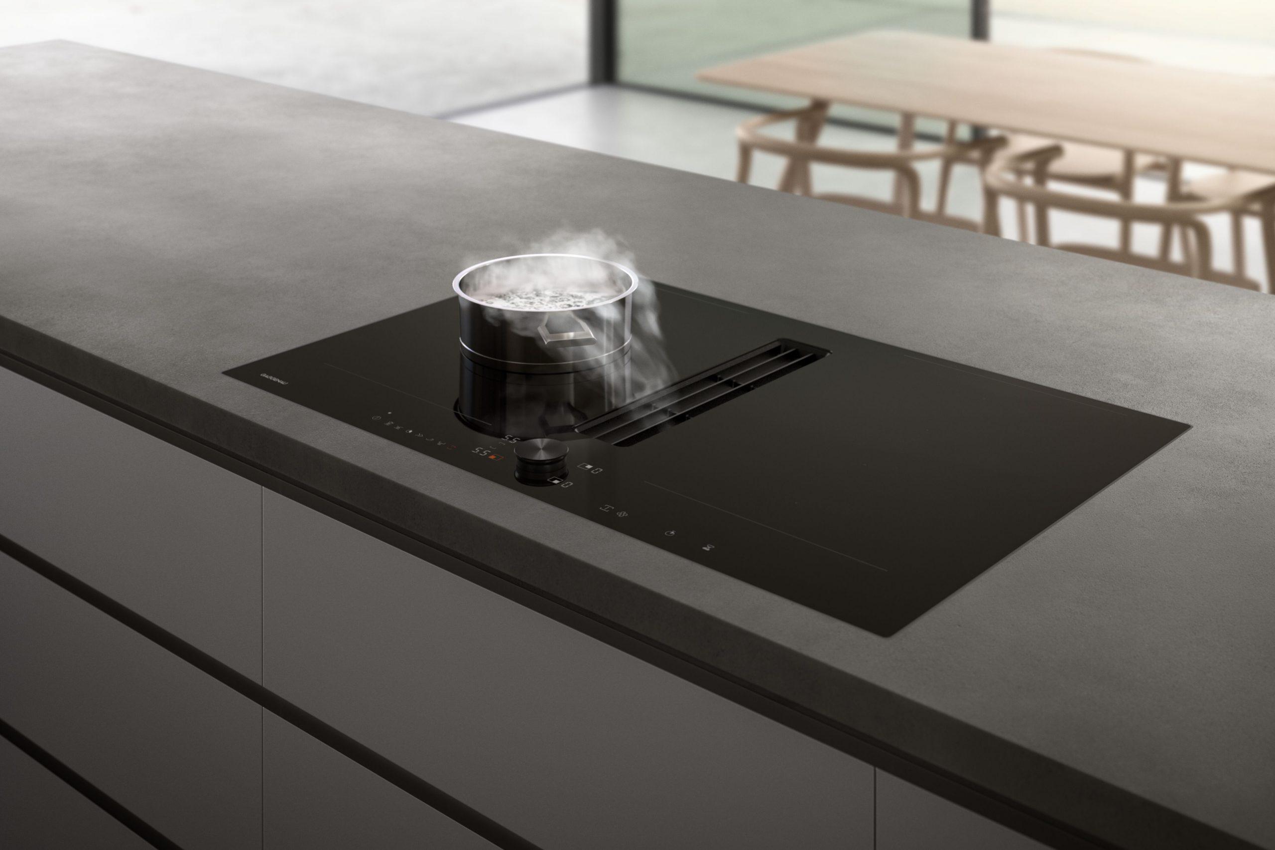 Gaggenau har smarta produkter för exklusiva kök.