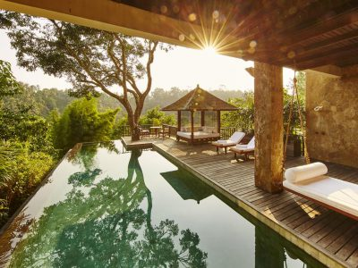 Como Shambhala. Vi har fler exklusiva hotell och resorts. Exklusiva resor till Asien.